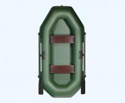 Лодка надувная гребная