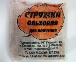 Стружка Ольховая для копчения