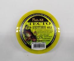 Готовое кукурузное тесто Fishka