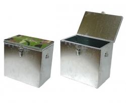 Ящик рыболовный алюминиевый СТЭК